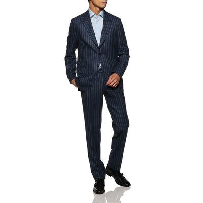 ALESSIO(アレッシオ)限定ストライプ柄スーツ