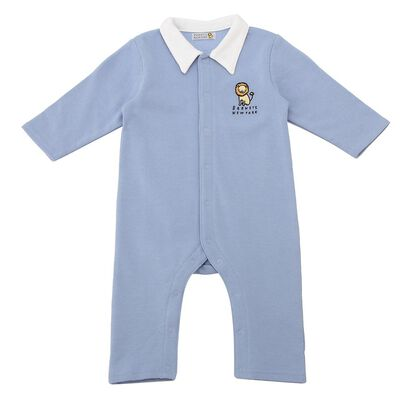 BARNEYS NEW YORK(バーニーズ ニューヨーク)長袖襟付きロンパース