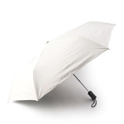 BARNEYS NEW YORK(バーニーズ ニューヨーク)ロゴプリントジャンプ式折りたたみ傘(晴雨兼用)