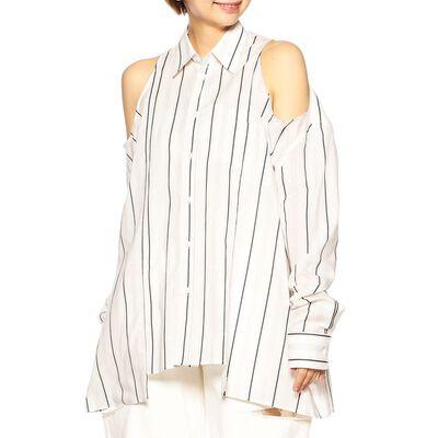 MAISON MARGIELA(メゾン マルジェラ)ストライプシャツ