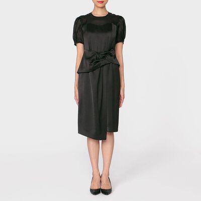 BARNEYS NEW YORK(バーニーズ ニューヨーク)コンビネーションタイトドレス