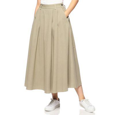 "BARNEYS NEW YORK(バーニーズ ニューヨーク)""HIGH-LINE COLLECTION"" イージーボリュームロングスカート"