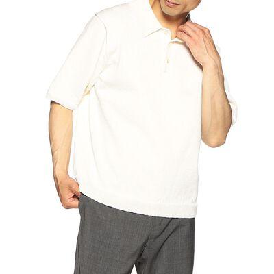 BARNEYS NEW YORK(バーニーズ ニューヨーク)ニットポロシャツ