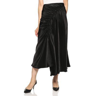 SHAINA MOTE(シャイナ モート)ギャザーロングスカート