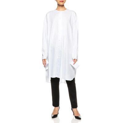 MAISON MARGIELA(メゾン マルジェラ)ストライプ柄ロングシャツ
