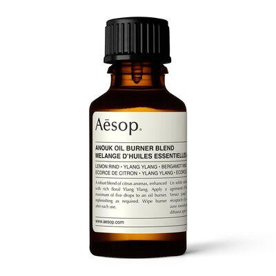 AESOP(イソップ)アヌーク オイルバーナーブレンド 25ml