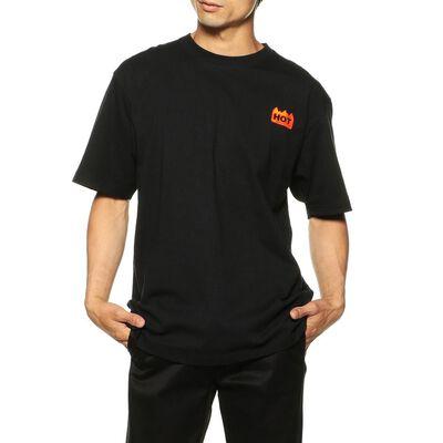 BLACK EYE PATCH(ブラックアイパッチ)バックプリントTシャツ