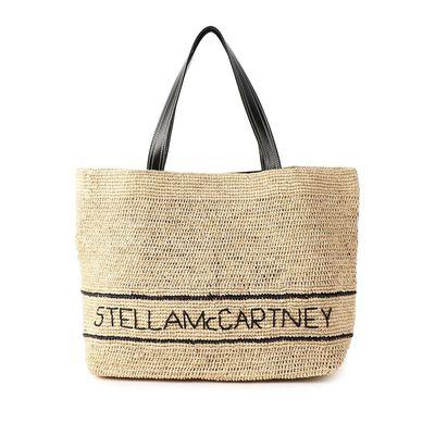 STELLA McCARTNEY(ステラ マッカートニー)ロゴトートバッグ
