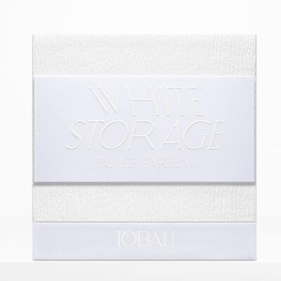 """TOBALI(トバリ)オードパルファム """"WHITE STORAGE"""" 50ml"""