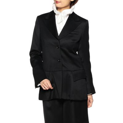 ELIN(エリン)セットアップバックプリーツジャケット