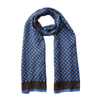 FATTORI小紋柄スカーフ