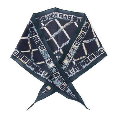 ALTEA(アルテア)総柄スカーフ