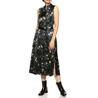 VINCE(ヴィンス)ノースリーブドレス