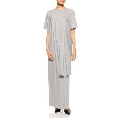 MM6 MAISON MARGIELA(エムエム6 メゾン マルジェラ)AラインマルチヘムTドレス