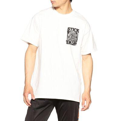 LOOSE JOINTS(ルーズジョインツ)バックプリントTシャツ