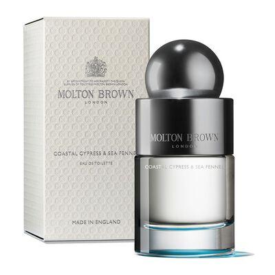 """MOLTON BROWN(モルトンブラウン)オードトワレ """"サイプレス&シーフェンネル"""" EDT 50ml"""