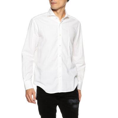 BARNEYS NEW YORK(バーニーズ ニューヨーク)ジャカードシャツ