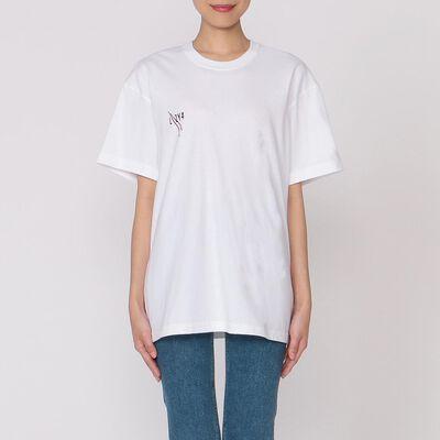 """CCRT(シーシーアールティー)プリントTシャツ """"4 LAZY"""""""