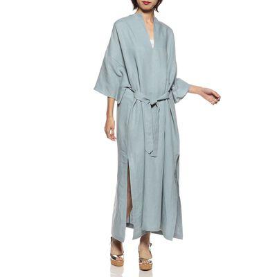 SHAINA MOTE(シャイナモート)リラックスロングドレス