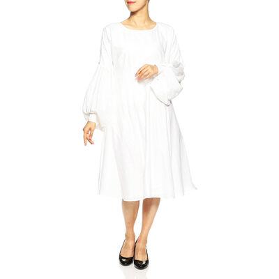 MERLETTE(マーレット)ボリュームスリーブドレス