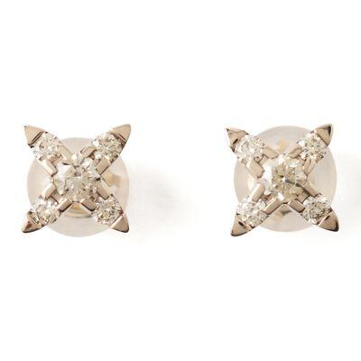 BROWN DIAMOND(ブラウンダイヤモンド)ピアス