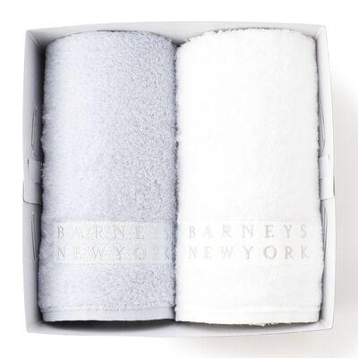 BARNEYS NEW YORK(バーニーズ ニューヨーク)マシュマロフェイスタオルギフトセット