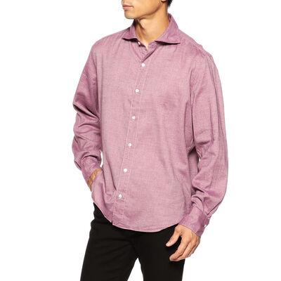 FINAMORE(フィナモレ)ネルシャツ