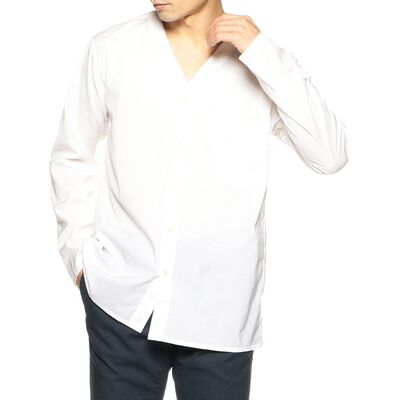 BARNEYS NEW YORK(バーニーズ ニューヨーク)ドライストレッチVネックシャツ