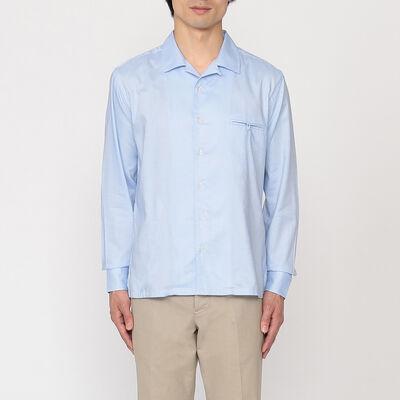 BARNEYS NEW YORK(バーニーズ ニューヨーク)オープンカラーシャツ