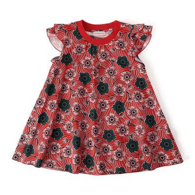 MONCLER(モンクレール)フラワープリントガールズドレス