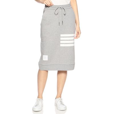 THOM BROWNE(トムブラウン)スエットタイトスカート
