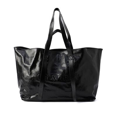 """OFF-WHITE c/o VIRGIL ABLOH(オフ-ホワイト c/o ヴァージル アブロー)""""COMMERCIAL TOTE""""バッグ"""