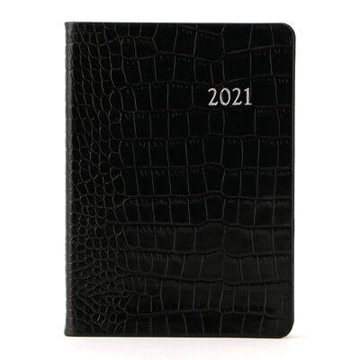 """BARNEYS NEW YORK(バーニーズ ニューヨーク)2021年手帳 """"CROCO"""""""