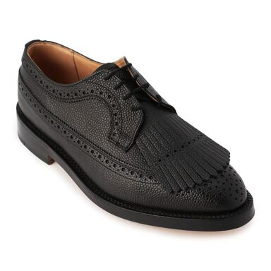 M6837: Black Calf Grain