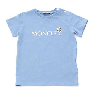 MONCLER(モンクレール)ボーイズロゴTシャツ