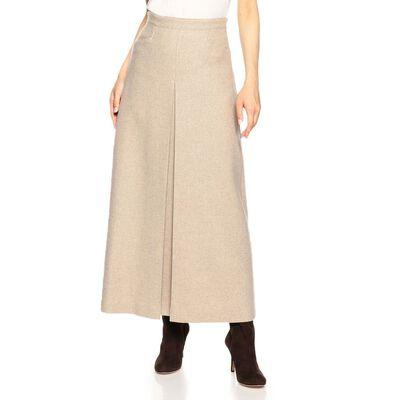 AURALEE(オーラリー)ウールロングスカート