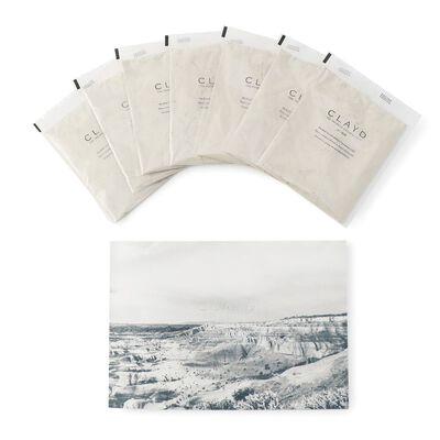 CLAYD(クレイド)ウィークブック(特別パッケージ) 30g×7袋