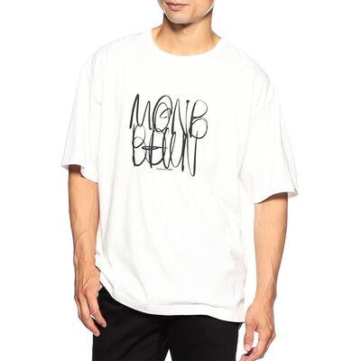 MAGIC NUMBER(マジックナンバー)MAGIC NUMBER X BEDWIN & THE HEARTBREAKERS 限定オーバーサイズプリントTシャツ