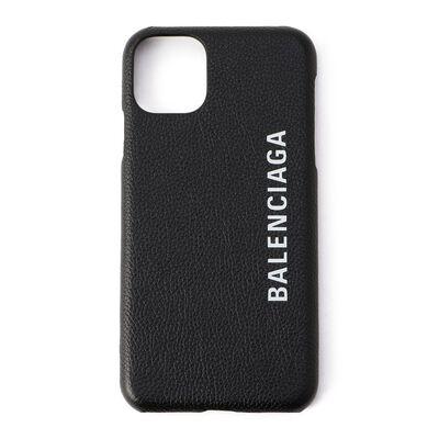 BALENCIAGA(バレンシアガ)スマートフォンケース(iPhone11 PRO MAX対応)