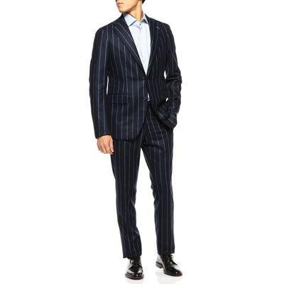 TAGLIATORE(タリアトーレ)ストライプ柄スーツ