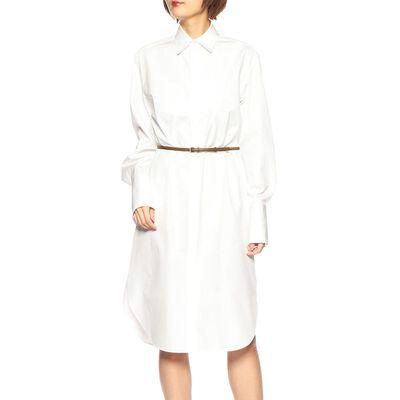 THE ROW(ザ ロウ)ベルト付きシャツドレス