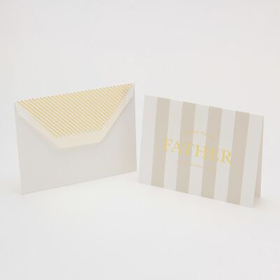 """SUGAR PAPER(シュガーペーパー)カードセット """"TO FATHER"""""""