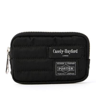 CASELY-HAYFORD × PORTER(ケイスリー ヘイフォード × ポーター)ナイロンコインケース