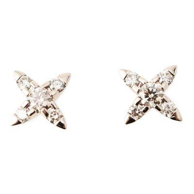 KASHIKEY BROWN DIAMOND(カシケイ ブラウンダイヤモンド)ピアス