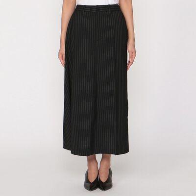 CLEANA(クリーナ)ストライプロングスカート