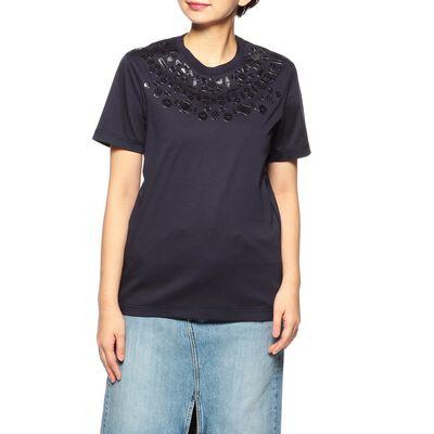 ANREALAGE(アンリアレイジ)クリアビジューTシャツ