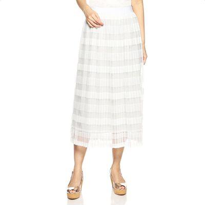 BARNEYS NEW YORK(バーニーズ ニューヨーク)チュールプリーツスカート