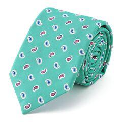Breuer Silk Cotton Tie