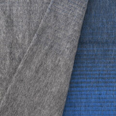 Lambswool Angora Scarf 2103781: Dark Grey