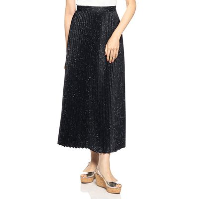 TARO HORIUCHI(タロウホリウチ)プリントプリーツスカート